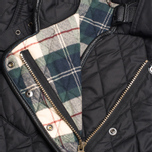 Barbour x Land Rover Lordenshaw Quilt Women's Jacket Black photo- 5