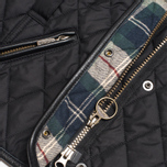 Женская куртка Barbour x Land Rover Lordenshaw Quilt Black фото- 6