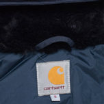 Женская куртка Carhartt WIP X' Anchorage Parka Navy/Black фото- 8