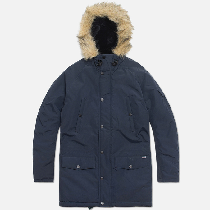 Женская куртка Carhartt WIP X' Anchorage Parka Navy/Black