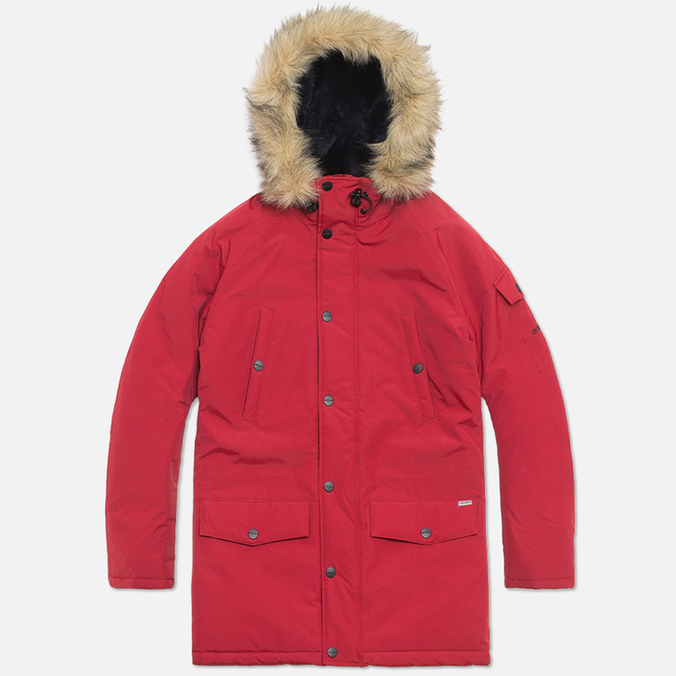 Женская куртка Carhartt WIP X' Anchorage Parka Tuscany/Black