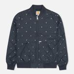 Женская куртка бомбер Carhartt WIP X' Ferris Liner Economy Print Colony/White фото- 0