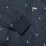 Женская куртка бомбер Carhartt WIP X' Ferris Liner Economy Print Colony/White фото- 5
