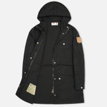 Женская куртка парка Fjallraven Greenland Parka Light Black фото- 1
