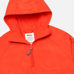 Fjallraven High Coast Wind Anorak Women's Jacket Flame Orange photo- 1
