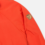 Fjallraven High Coast Wind Anorak Women's Jacket Flame Orange photo- 3