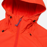 Fjallraven High Coast Wind Anorak Women's Jacket Flame Orange photo- 2