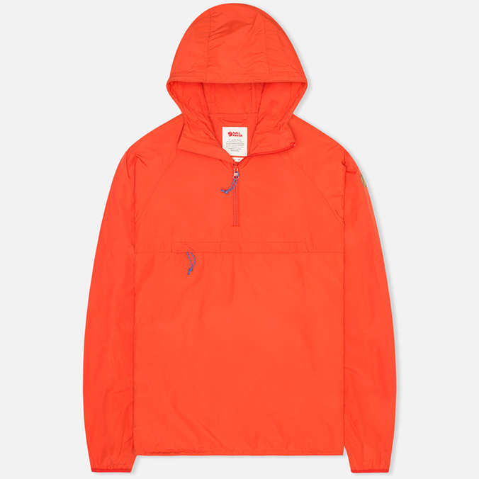 Fjallraven High Coast Wind Anorak Women's Jacket Flame Orange
