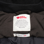 Женская куртка Fjallraven Kyla Parka Black/Brown фото- 8