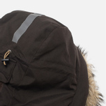 Женская куртка Fjallraven Kyla Parka Black/Brown фото- 6