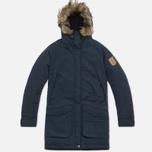 Женская куртка Fjallraven Kyla Parka Dark Navy фото- 0