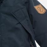 Женская куртка Fjallraven Kyla Parka Dark Navy фото- 4