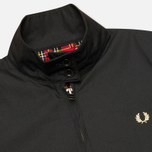 Женская куртка харрингтон Fred Perry Laurel Harrington Black фото- 1