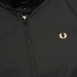 Женская куртка харрингтон Fred Perry Laurel Harrington Black фото- 3