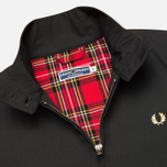 Женская куртка харрингтон Fred Perry Laurel Harrington Black фото- 2
