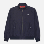 Женская куртка Fred Perry Laurel Harrington Navy фото- 0