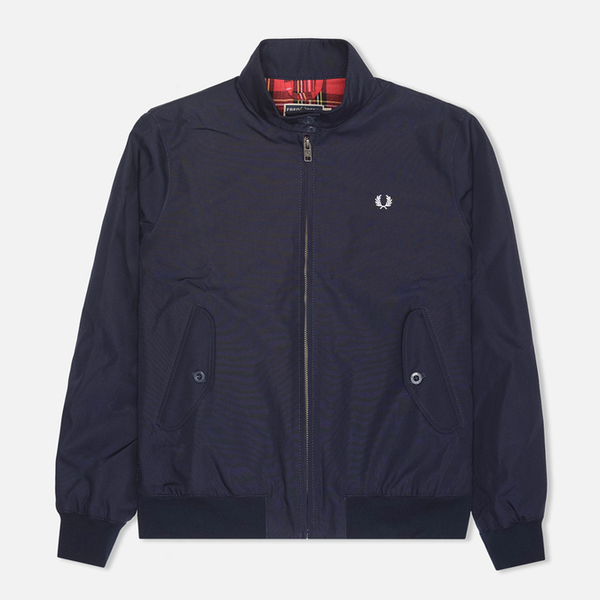 Женская куртка Fred Perry Laurel Harrington Navy