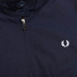 Женская куртка Fred Perry Laurel Harrington Navy фото- 3