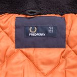 Женская куртка Fred Perry Snorkel Parka Dark Airforce фото- 8