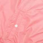 Maison Kitsune Windbreaker Hooded Womens's Jacket Pink photo- 4
