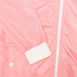 Maison Kitsune Windbreaker Hooded Womens's Jacket Pink photo- 3