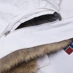 Женская куртка Napapijri Skidoo White фото- 7