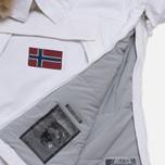 Женская куртка Napapijri Skidoo White фото- 4