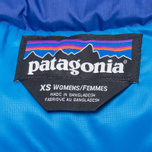 Женский пуховик Patagonia Down Sweater Cobalt Blue фото- 6