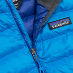 Patagonia Down Sweater  Women's Hoody Andes Blue photo- 1
