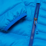 Женский пуховик Patagonia Down Sweater Hoody Andes Blue фото- 2