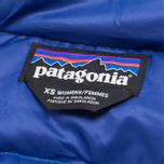 Женский пуховик Patagonia Down Sweater Hoody Andes Blue фото- 8