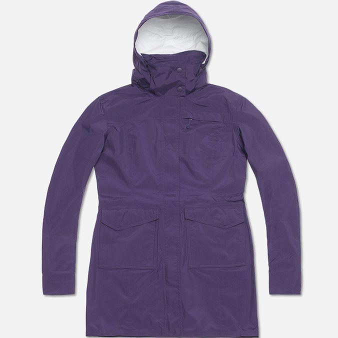 Женская куртка Patagonia Torrentshell City Tempest Purple