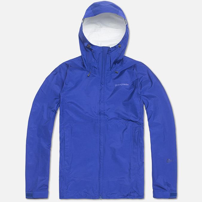 Женская куртка Patagonia Torrentshell Cobalt Blue