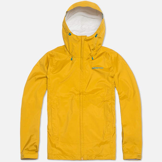 Женская куртка Patagonia Torrentshell Golden Amber