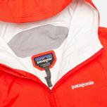Женская куртка ветровка Patagonia Torrentshell Turkish Red фото- 1