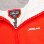 Женская куртка ветровка Patagonia Torrentshell Turkish Red фото- 2
