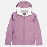Женская куртка ветровка Patagonia Torrentshell Tyrian Purple фото- 0