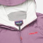 Женская куртка ветровка Patagonia Torrentshell Tyrian Purple фото- 1