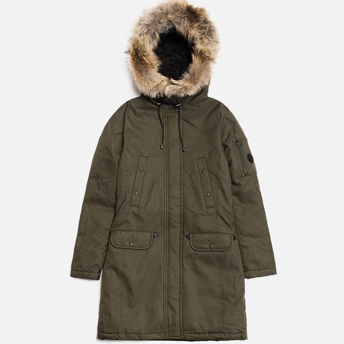 Женская куртка Spiewak Aviation N3B Olive