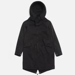 Женская куртка Ten C Parka Black фото- 0