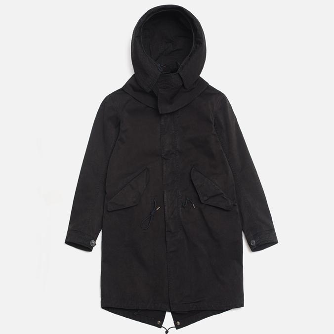 Женская куртка Ten C Parka Black