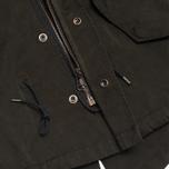 Ten C Short Parka Women's Jacket Olive photo- 5