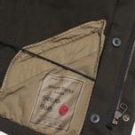 Ten C Short Parka Women's Jacket Olive photo- 6