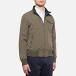 Woolrich Camou Rev. Shore Waxed Green photo- 0