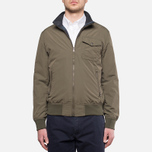 Woolrich Camou Rev. Shore Waxed Green photo- 6