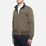 Woolrich Camou Rev. Shore Waxed Green photo- 2