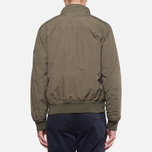 Woolrich Camou Rev. Shore Waxed Green photo- 5