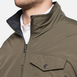 Woolrich Camou Rev. Shore Waxed Green photo- 7