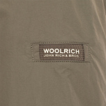 Woolrich Camou Rev. Shore Waxed Green photo- 8