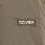 Мужская куртка Woolrich Camou Rev. Shore Waxed Green фото- 8